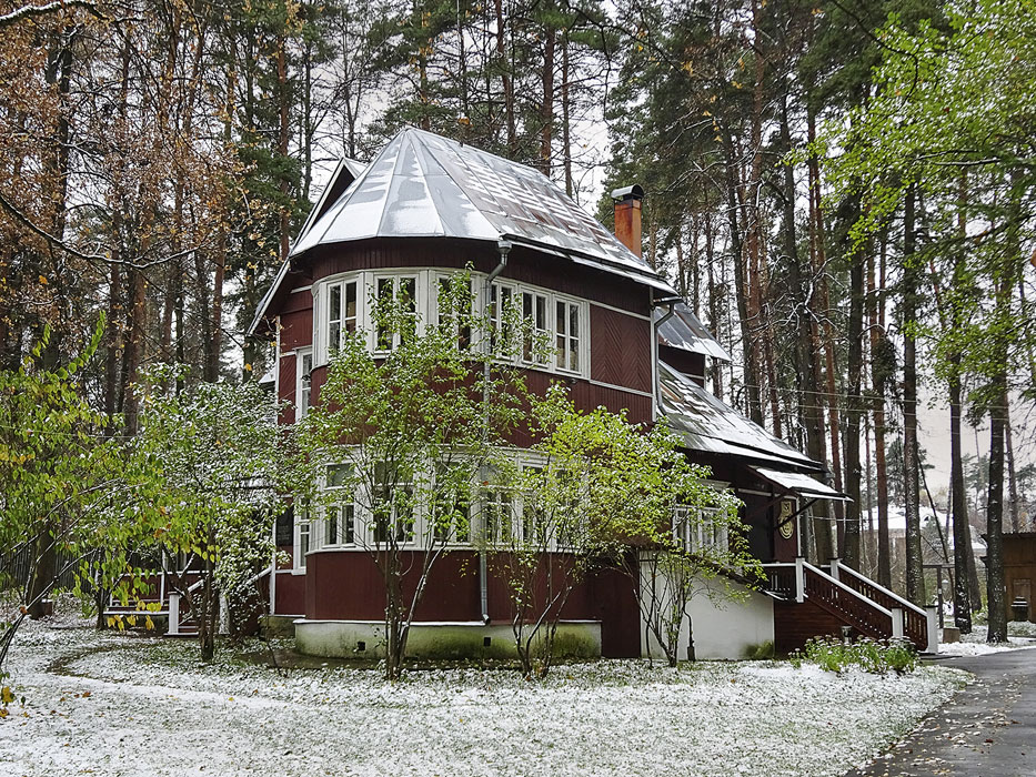 Pasternakhaus in Peredelkino